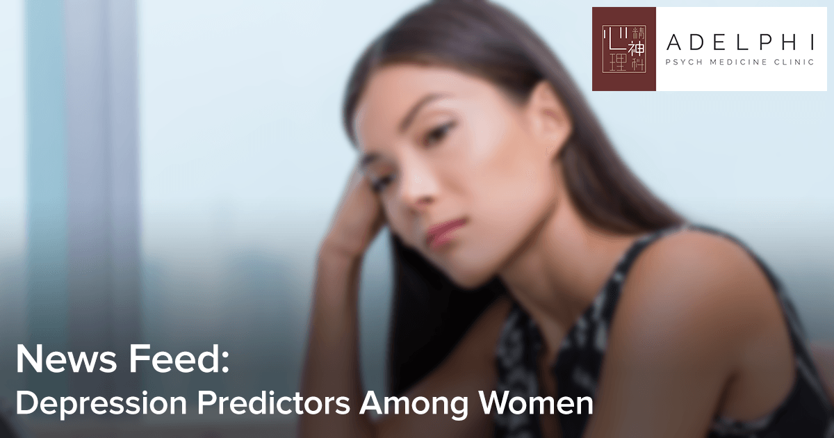 depression-predictors-among-women