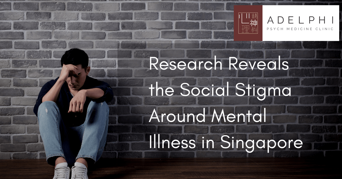 Research Reveals The Social Stigma Around Mental Illness In