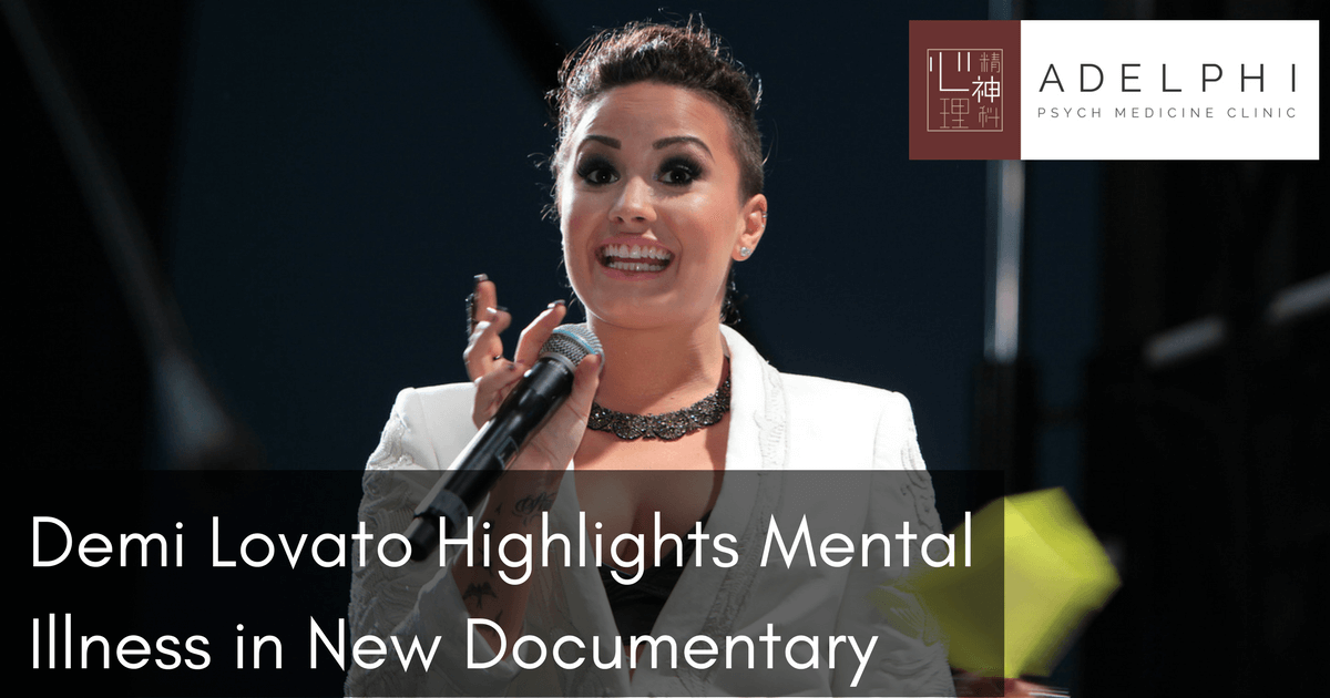 After years of hidden struggle and eventual victory over self-harm and drug abuse, singer Demi Lovato is calling attention to mental illness, according to a ...