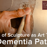 Benefits of Sculpture as Art Therapy for Dementia Patients