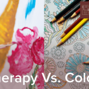 Art Therapy Vs. Colouring