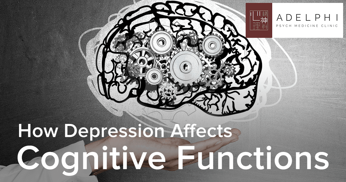 How Depression Affects Cognitive Functions