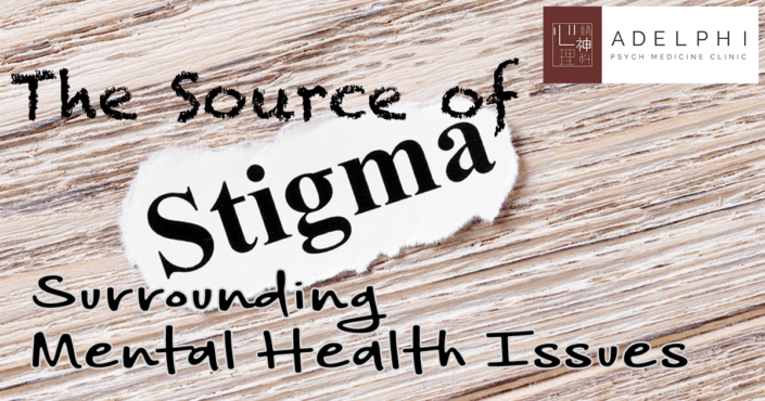 The Source of the Stigma Surrounding Mental Illness