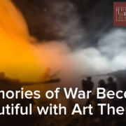 Memories of War Become Beautiful with Art Therapy