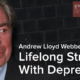 Andrew Lloyd Webber Unmasks Struggle with Depression