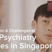 The Evolution and Challenges of Child Psychiatry Services in Singapore